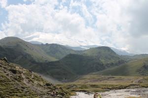 Приэльбрусье, высота 2500